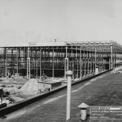 Nash Motors factory building exterior