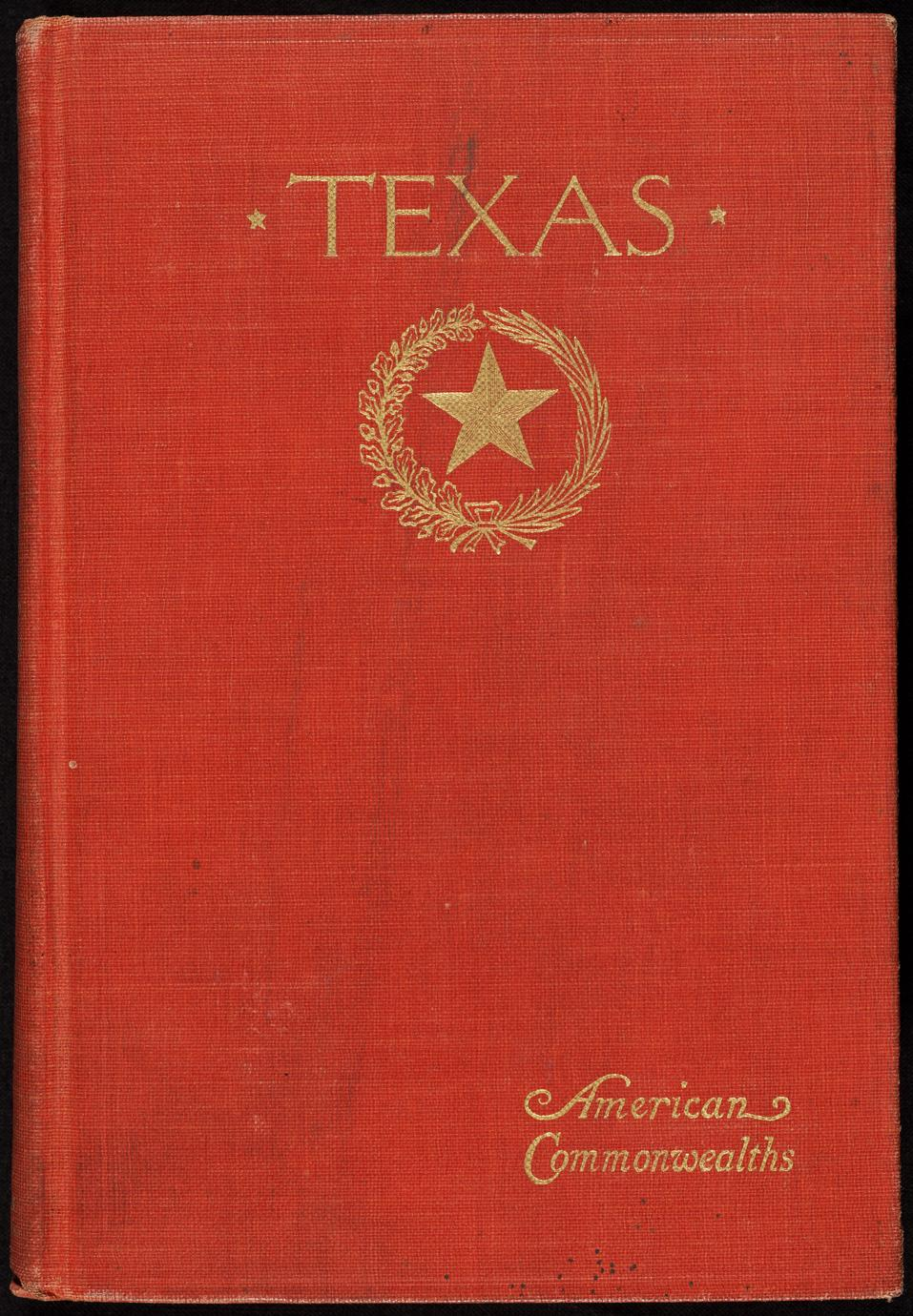 Texas : a contest of civilizations (1 of 2)