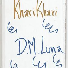 Khari-Khari