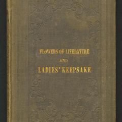 Flowers of literature and ladies' keepsake
