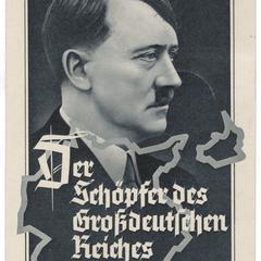 Der Schöpfer des Grossdeutschen Reiches