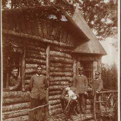 In den Argonen 1916