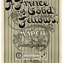 Prince of good fellows march