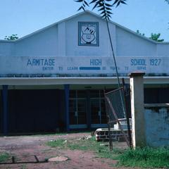 Secondary School Upcountry at George Town