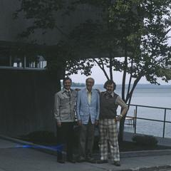 Limnology faculty in 1979