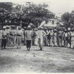 Insurgent soldiers, 1898