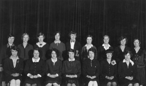 Women's Athletic Association (W.A.A.)