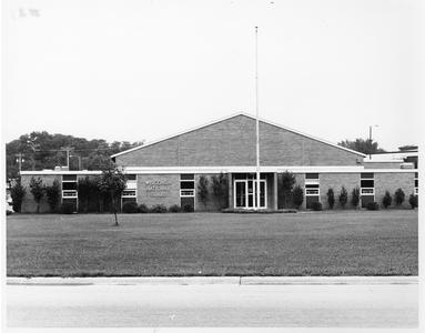 Wisconsin National Guard building