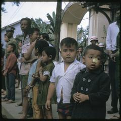Children watching