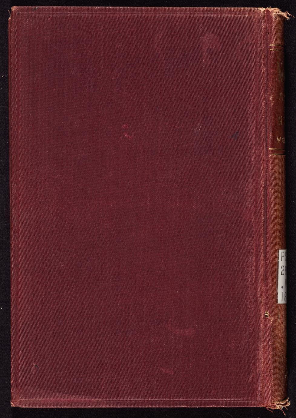 Vasconselos : a romance of the New World (1 of 2)