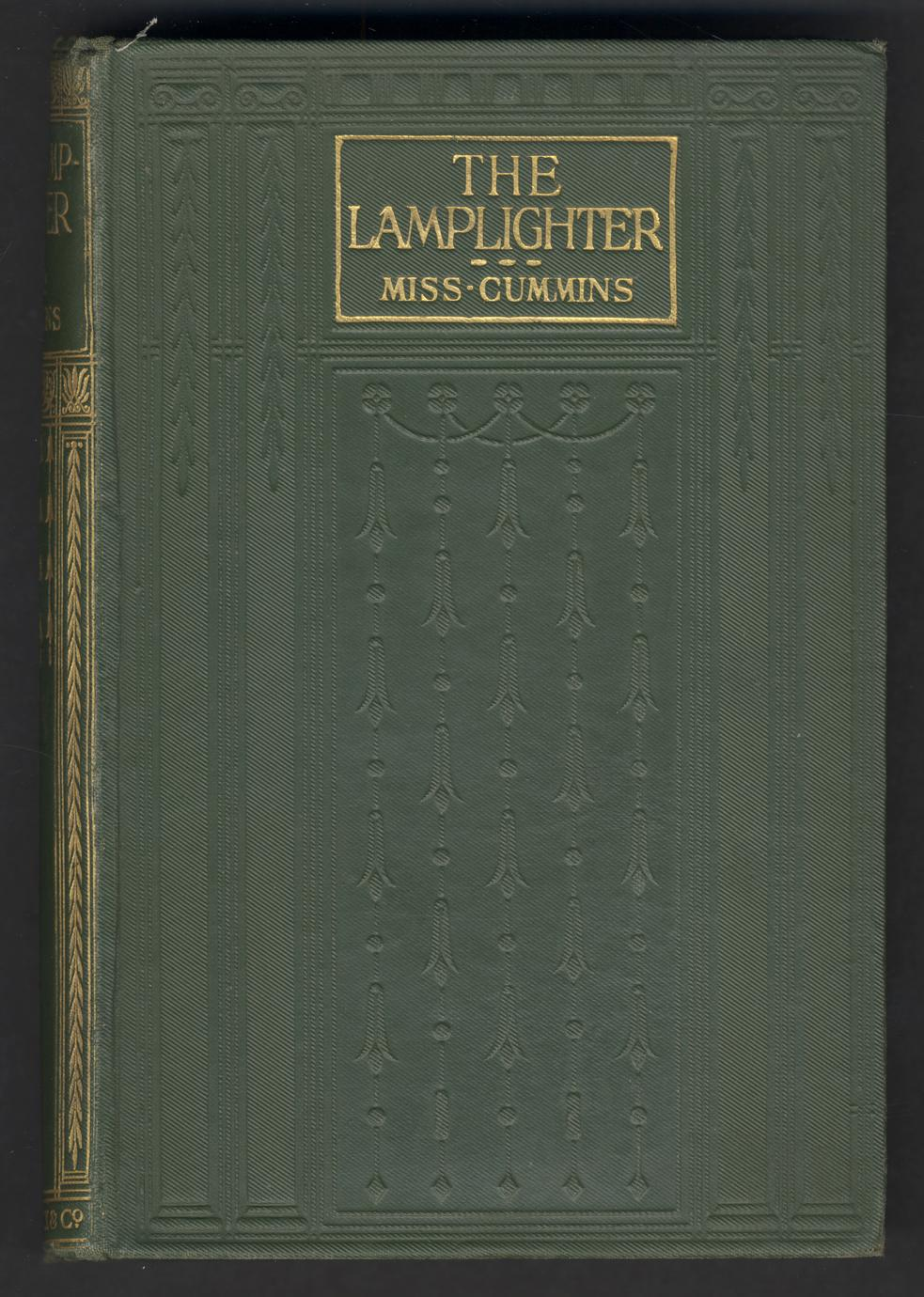 The lamplighter; or, An orphan girl's struggles and triumphs (1 of 2)