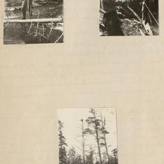 Images from Quetico, Ontario, Canada, June 1924