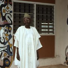 Olashore's uncle at Iloko palac