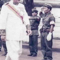 The King of Laos