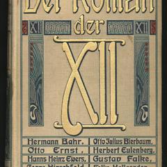 Der Roman der XII