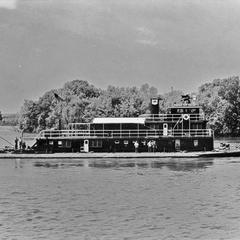Kansas City Socony (Towboat)