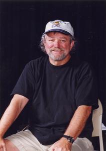 Theatre professor Brad Ford faculty headshot