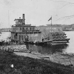 Le Claire (Towboat, 1915-1942)