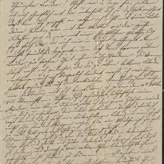 [Letter from Julie Sternberger to her brother, Jakob Sternberger, May 6, 1856]
