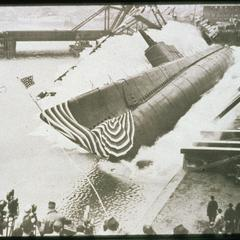 Peto launching 1942