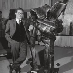 Italo Scanga sculpture