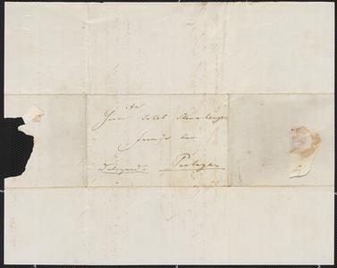 [Letter from Peter Prinzl to Jakob Sternberger]