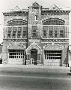 Menasha City Hall and Fire Station