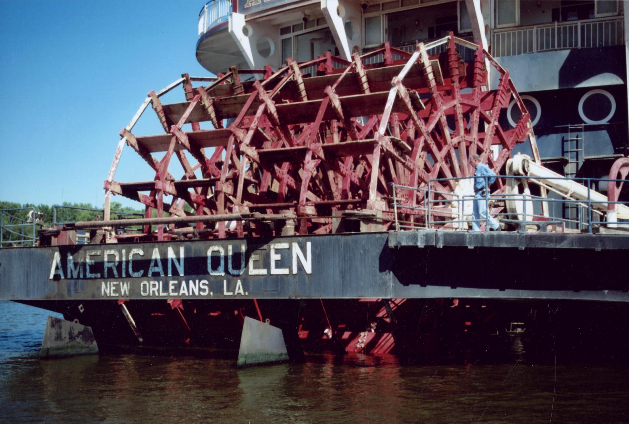 American Queen (Excursion, 1995-)