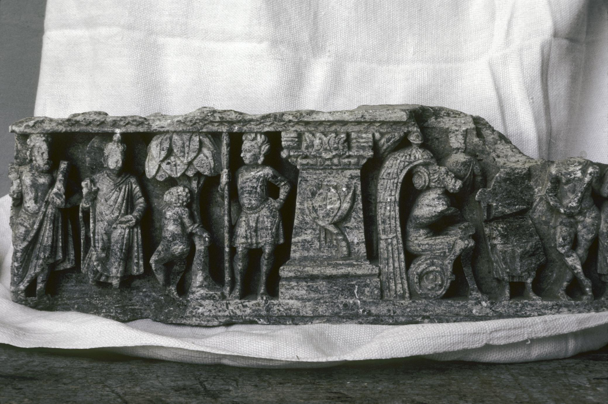 NG104, Figured Relief (1 of 4)