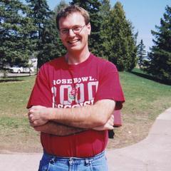 UW Barron County math instructor Scott Friess