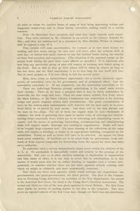 Page 2 - Our libraries and the war : report of preliminary committee to the American Library Association, at its annual meeting at Louisville, June 22, 1917