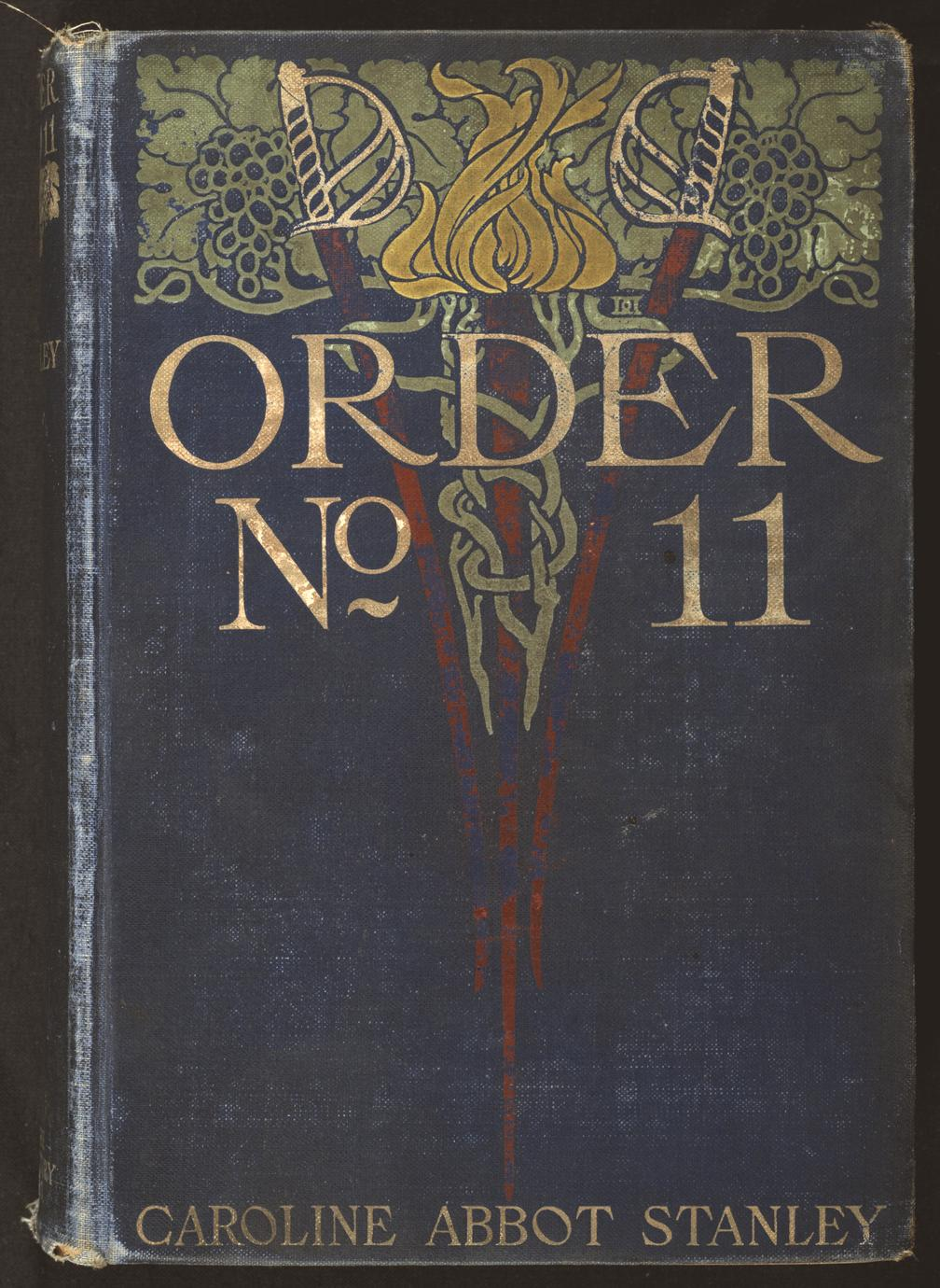 Order no. 11 : a tale of the border (1 of 3)