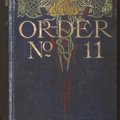 Order no. 11 : a tale of the border