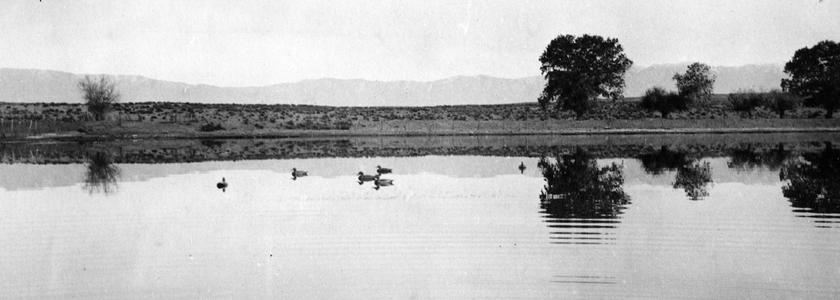Landscape of Tome, New Mexcio