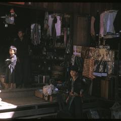 Xayabury : tribal people shopping