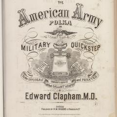 American Army polka