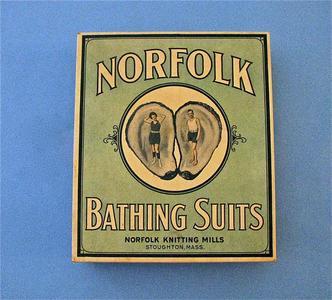 Bathing suits box