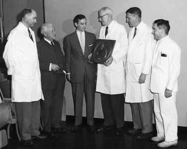 Wisconsin General Hospital, Surgeon Group Photo