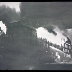 Allen Tannery Fire