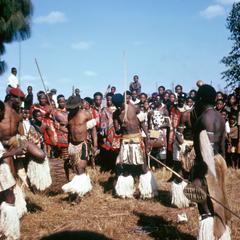 Dance Performance in Nhlangano
