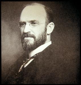 Dewey, Melvil (with beard)