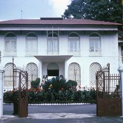 Sekou Toure's Palace
