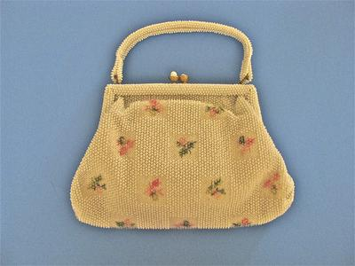 Lumured Petit-Bead purse