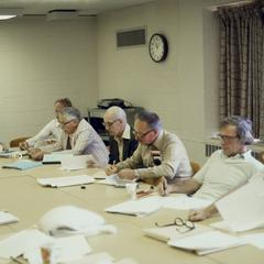 Meeting of Fisheries Task group (National Research Council) at Trout Lake Station (3)