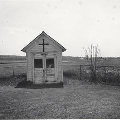 Chapel in the cemetery of St. Martin's