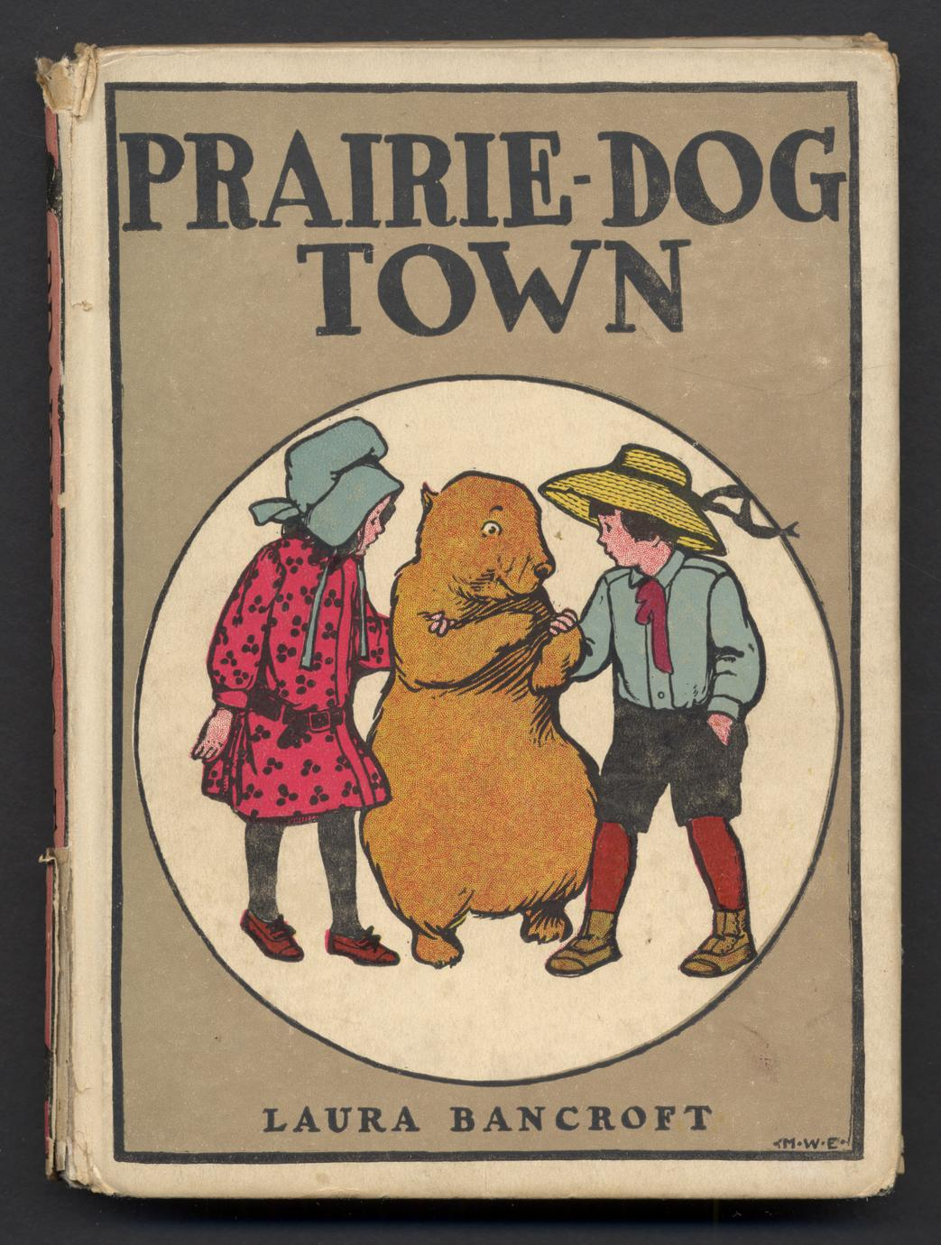 Prairie-dog town (1 of 3)