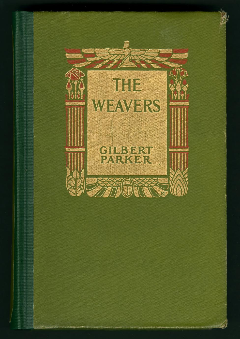 The weavers : a tale of England and Egypt of fifty years ago (1 of 3)