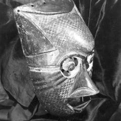 Kuba-Mbeengi Shyeen i Malul Mask