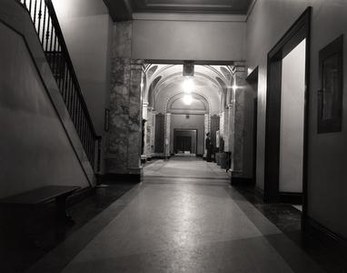 Main lobby corridor