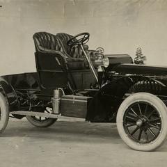 A 1906 Jeffery Rambler